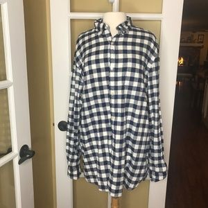 Men's Sonoma Button up Checkered/Plaid Shirt
